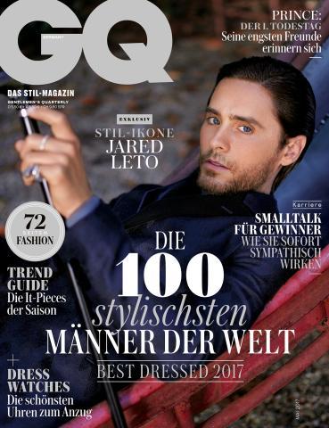 Das Sind Die Stilvollsten Männer 2017